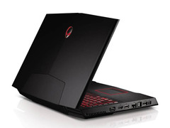 Alienware m15x mysteriously removed from Dell website