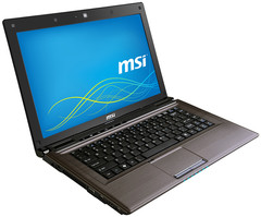 MSI to debut the CR41 multimedia notebook