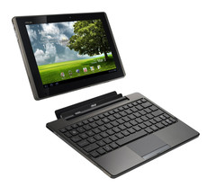 Asus Eee Pad Transformer to debut in Taiwan this Friday