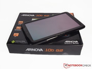 In Review:  Archos Arnova 10b G2