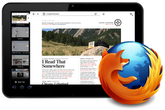 Tablet-native Firefox in the works