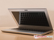 Not the lightest ultrabook with 1.6 kilograms,
