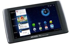 Archos announces 70b Honeycomb tablet