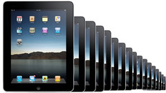 Apple drops SHARP from its iPad 3 supply chain list