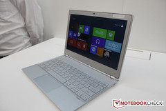 Acer Aspire S7 touchscreen Ultrabook coming in September