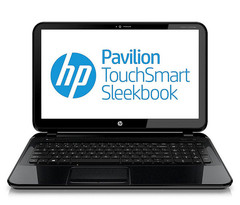 HP unveils the Pavilion Sleekbook and Pavilion TouchSmart Sleekbook laptops
