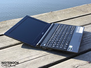 The 10.1-inch Aspire One 521