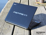 Aspire One 521: The better netbook, with performance levels higher than the Intel Atom