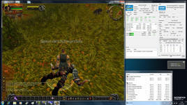 World of Warcraft: Trottling @ 1.2 GHz