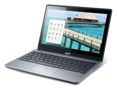 Acer releases a touchscreen Chromebook for only $299
