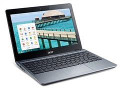 Acer launches the C720 Chromebook