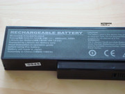 ... with a capacity of 54 Wh (11.1 Volts and 4800 mAh).