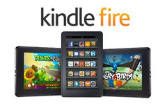 Amazon's Kindle Fire is more popular in the US than Android tablets