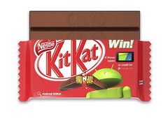 Android KitKat announced by Google