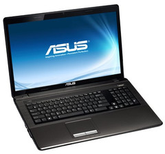 Asus unveils 18.4-inch K93SV notebook