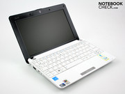 The Asus Eee PC 1001P is a 10-inch netbook, equipped with Intel's new Atom N450 processor.