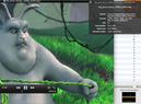 Big Buck Bunny H.264 - low CPU load - smooth