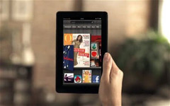 Amazon building millions more Kindle tablets