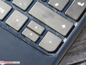 Keyboard in more detail
