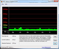 System info DPC Latency