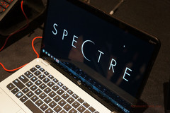 HP displays premium Envy 14 Spectre Ultrabook
