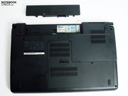 All important components can be accessed over the case tray...