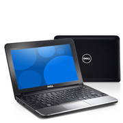 The Dell Inspiron Mini 10 appears in black in the basic configuration.