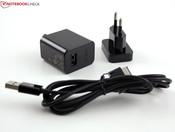 Mini PSU incl. USB cable