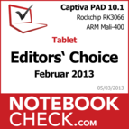 Award Captiva PAD 10.1
