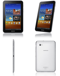 Samsung introduces Galaxy Tab 7.0 Plus