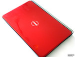 Dell Inspiron 17R in Tomato Red