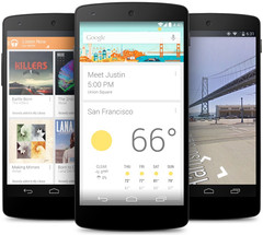 Google launches Android 4.4 KitKat and the Nexus 5 smartphone