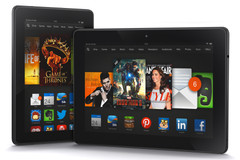 Amazon launches the new Kindle Fire HDX tablets