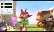 "Local ""1080p"" (Video: Big Buck Bunny, H.264)"