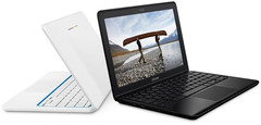 HP and Google announce the Chromebook 11