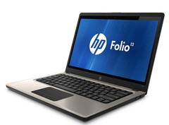 HP announces the Folio 13 Ultrabook