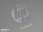 Hewlett Packards ProBook series falls between inexpensive office notebooks and the high-end elite laptops.