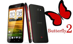 Snapdragon 800-powered HTC Butterfly 2 arrives in January