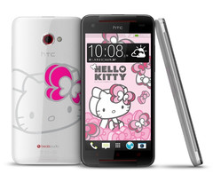 HTC Butterfly S Hello Kitty edition revealed