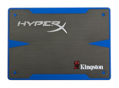 Kingston HyperX SSD now shipping
