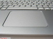 Touchpad with integrated button