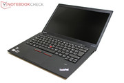 In Review:  Lenovo ThinkPad X1 Carbon Touch
