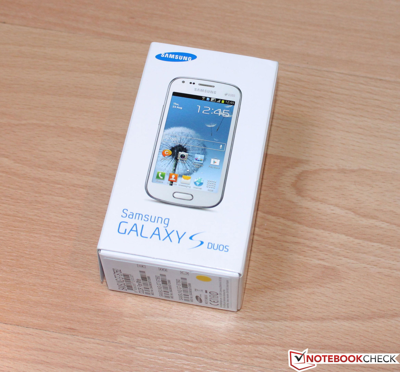 Review Samsung Galaxy S DUOS GT-S7562 Smartphone - NotebookCheck.net