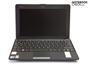 We've tested the Asus Eee PC R101 with a 10.1 inch display.
