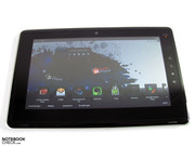 ...sound quite promising when compared to competitors like the Archos 101 or the the iPad from Apple.