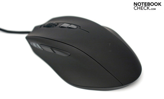 Impressive mouse for gamers on the PC or notebook. However, the price is high.