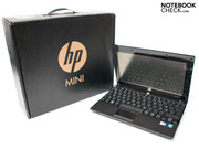 In Review: HP Mini 5103-WK472EA Business Netbook in black