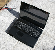 In Review:  Alienware M18x (GTX 580M SLI, 2920XM)