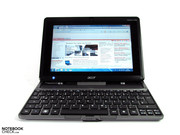 Acer's Iconia Tab W500 wants to unite tablet and netbook.