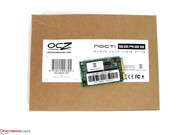 OCZ's Nocti for the mSata-slot with 120 GB (gross) capacity